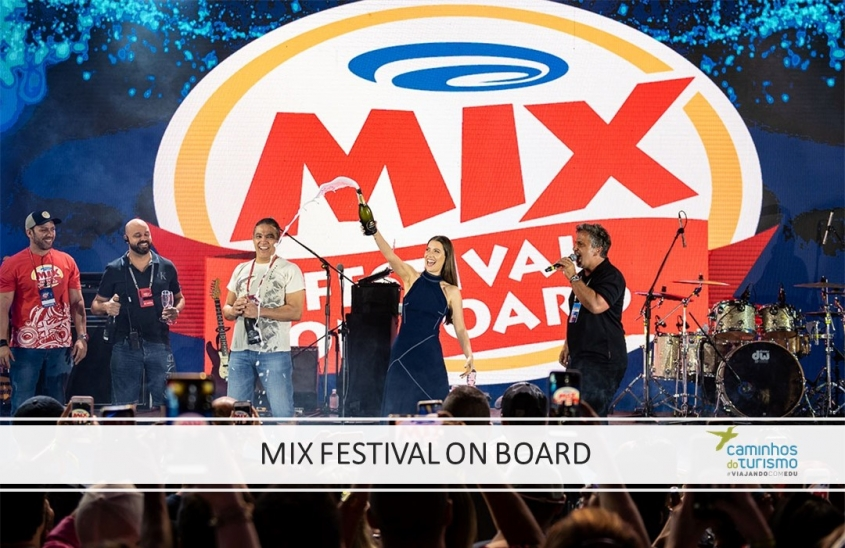 Mix Festival On Board