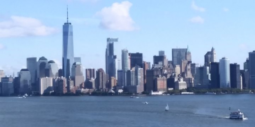 New York - a ilha de Manhattan