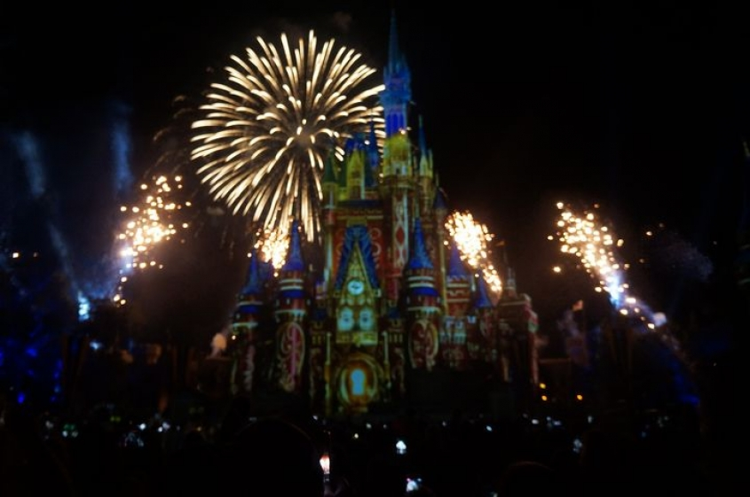 Happily Ever After: o show de encerramento no Magic Kingdom